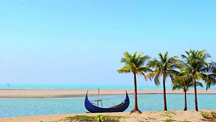 Cox's Bazar Sea Beach, Bangladesh