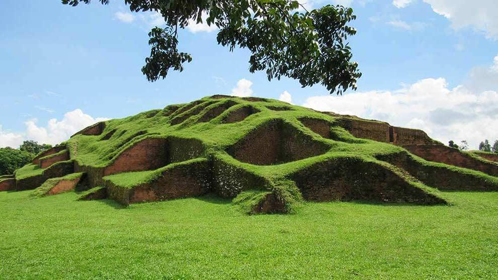 Mahasthangarh-Bogura-Bangladesh