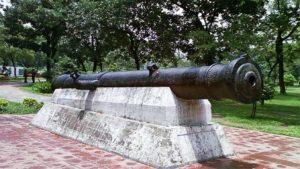 Bibi Marium (Mir Joomla) Cannon, Places to visit in Dhaka.