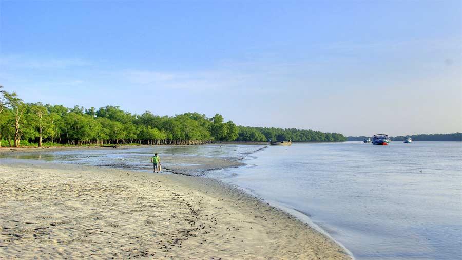 Jamtola Kotka Beach, Sundorbon, Bangladesh