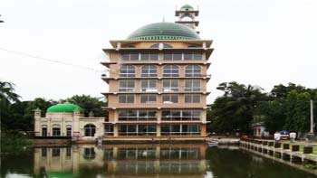 Malancha Masjid, Jamalpur, one of the best places to visit in Mymensingh Division