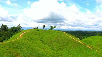 Rajar Pahar, Sherpur, one of the best places to visit in Mymensingh Division
