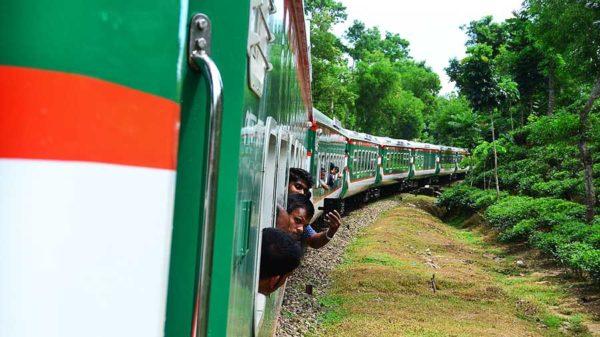 Dhaka to Sylhet Train Schedule 2020