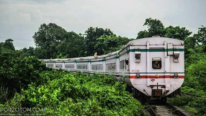 Chittagong to Dhaka Train Subarna Express