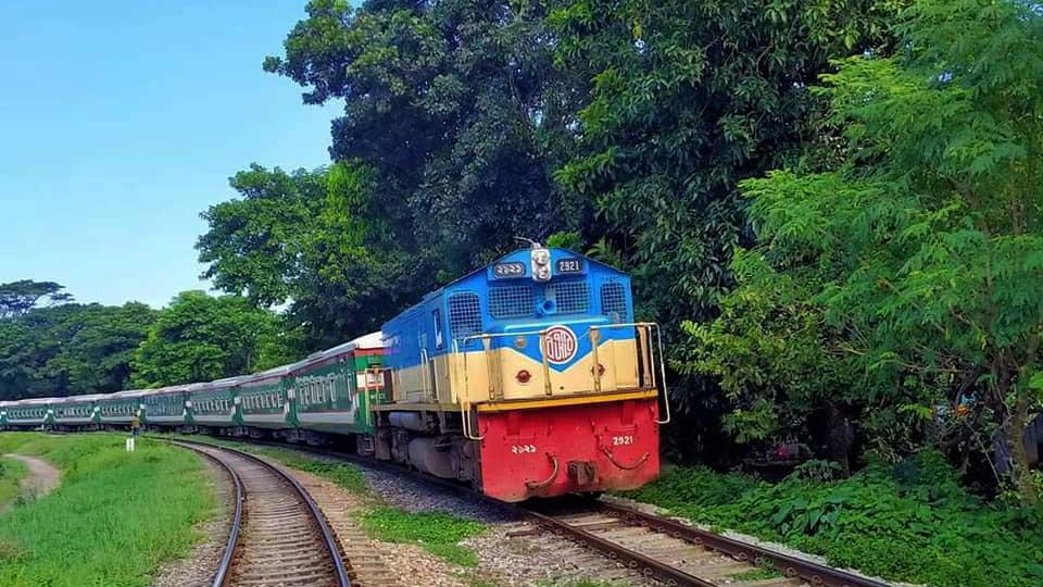 Khulna to Dhaka train schedule 2020