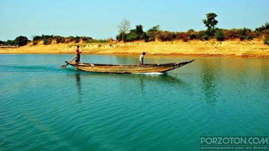 Lalakhal Shari river, Sylhet