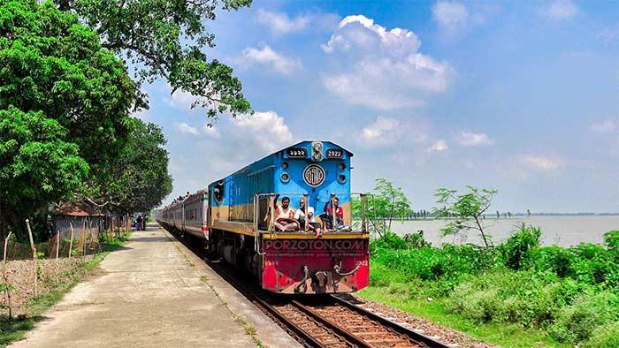 Rangpur to Dhaka Train Rangpur Express