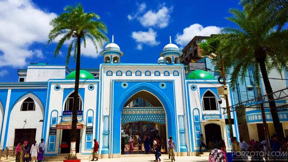 Shahjalal Mazar, Dargah Sharif, Sylhet