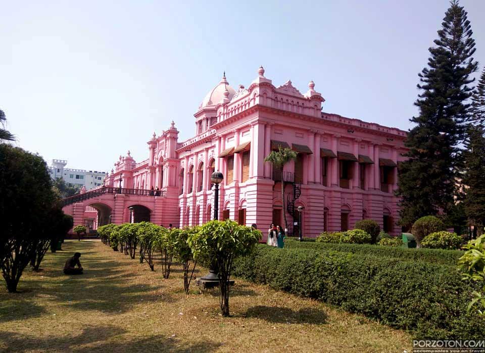 Ahsan Manzil Museum, Dhaka