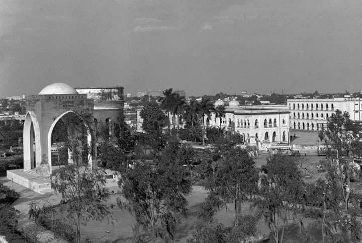 Bahadur Shah Park-1970.