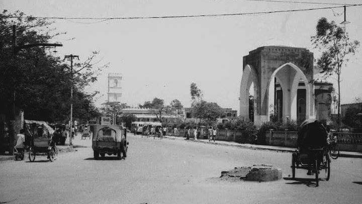 Bahadur Shah Park (Victoria Park), Dhaka-1967