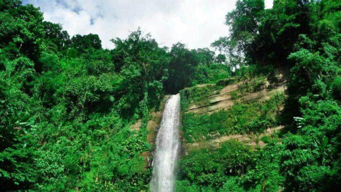 Madhabkunda Waterfall, Sylhet