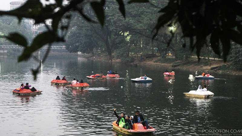 Dhanmondi Lake, Dhaka — porzoton.com