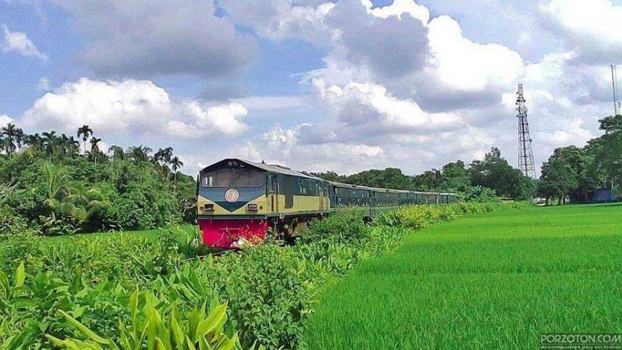 Dhaka to Jamalpur Train Schedule.