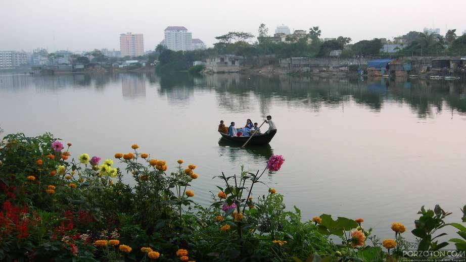 Gulshan Lake Park, Dhaka