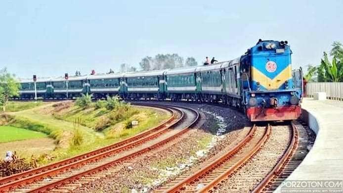 Dhaka to Chuadanga Train Schedule