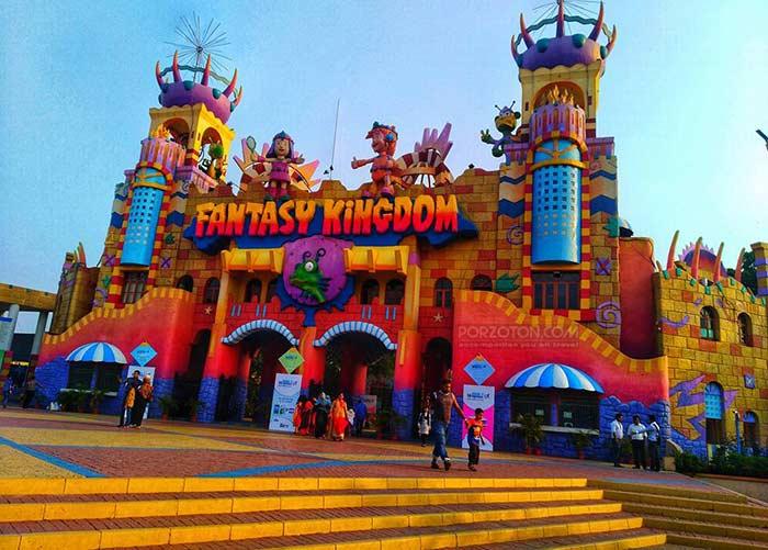 Fantasy Kingdom Theme Park, Dhaka.