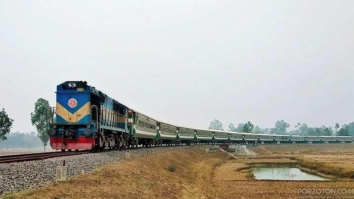 Sonar Bangla Express train schedule & ticket price 2021