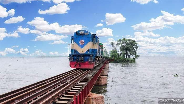 Dhaka to Kolkata train Maitree Express.