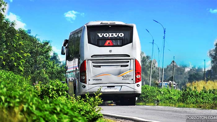 Hanif Bus Ticket Counter Rangpur-Thakurgaon