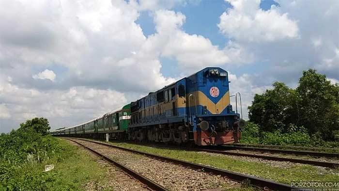 Sundarban Express train schedule ticket price