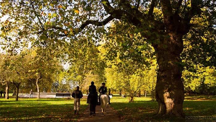 Hyde Park London 1