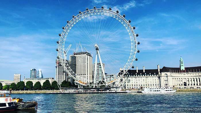 London Eye Ferris Wheel Time and Price