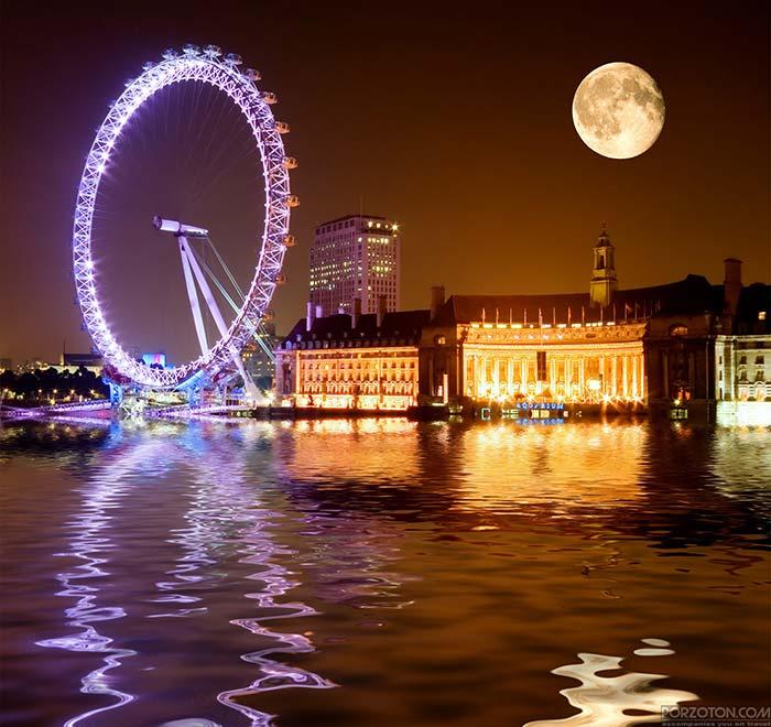 London Eye Ferris wheel: Ticket Price & Opening Times 1