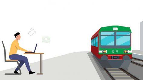 Bangladesh Railway e Ticket