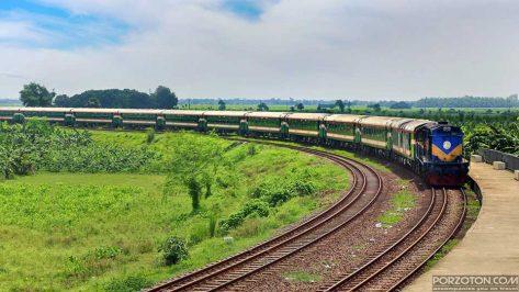 Dhaka to Rajshahi Train Schedule and ticket price 2020