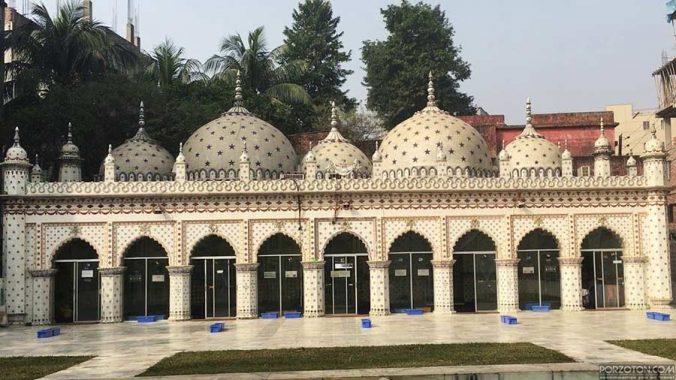 Star Mosque (Tara Masjid), Dhaka.