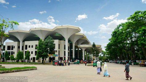 Dhaka to Sylhet Train Schedule