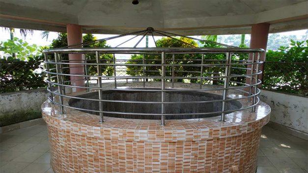 This is the Kua (well) of Kuakata, dug in 1784.